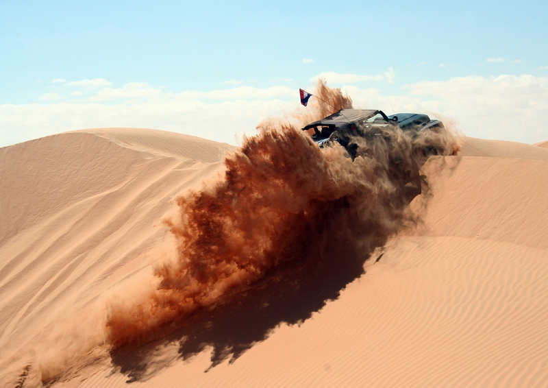 2 - Graham - Dune Digger