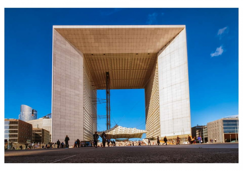 2017-11 [3] Joop - L\'Arche La Défense, Paris