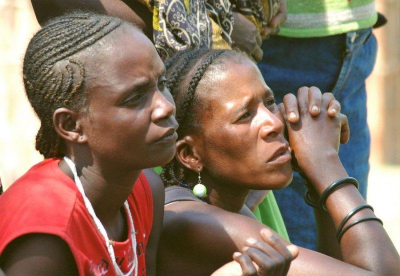 ©Susanne Engelhardt - Angola Faces of people  E