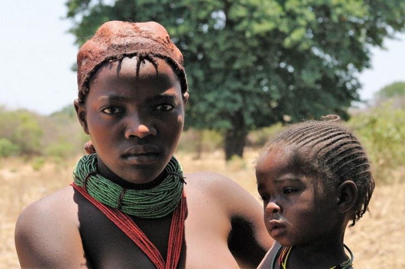 ©Susanne Engelhardt - Angola Faces of people  I