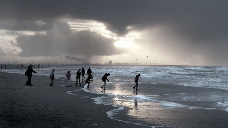 ©Timco van Brummelen -  - Zandmotor 02