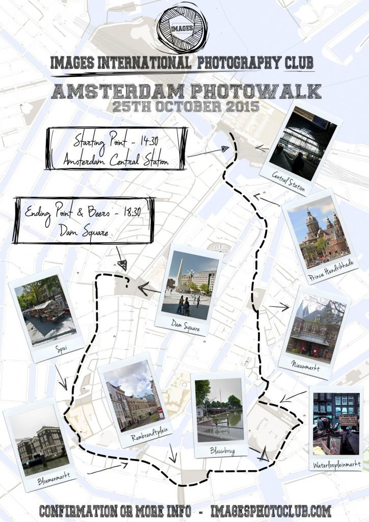 Amsterdam Photowalk