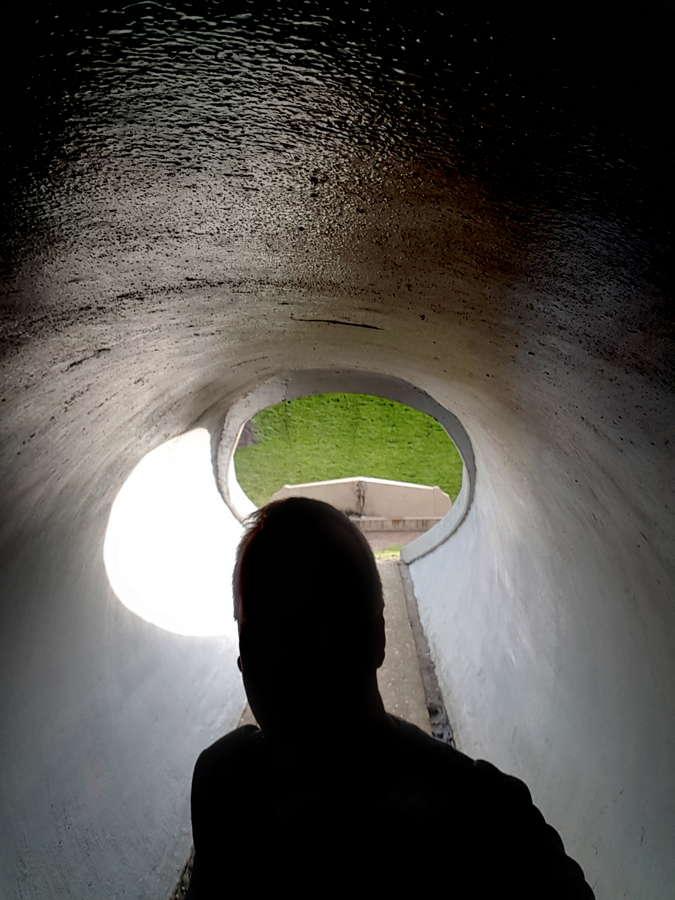 ©Timco van Brummelen - Tunnel selfie